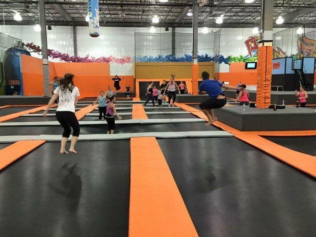 Indoor trampoline park coming to Bethlehem Township