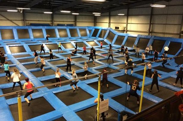 Biggest trampoline park in Europe set to open in Wolverhampton as two new sites are planned