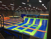 The Successful Indoor Trampoline Project In China Shenzhen
