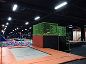 Trampoline park at Jägersro is soon a reality