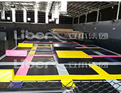 Liben New Indoor Trampoline Park Project In Guangzhou China
