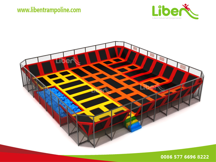 China Leading Manufacturer Helping Set Up Indoor Trampoline Tent