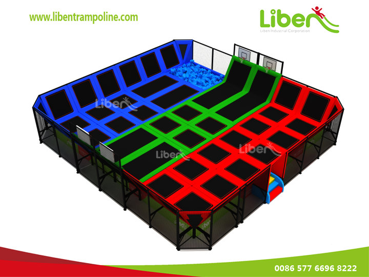 Top Brand Factory Price China Free Jumping Trampoline Bed