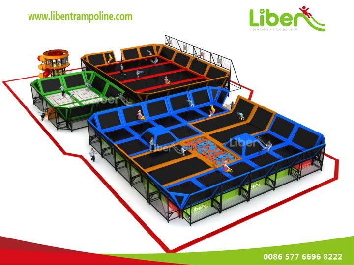 Be Customized Supper Fun Child's Indoor Trampoline Workout