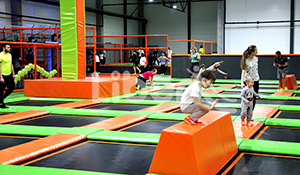 Types of Indoor Play Centers 3