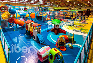 Types of Indoor Play Centers 4