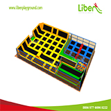 Liben Big Indoor Commercial Trampoline Park