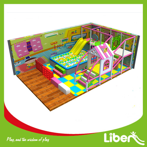 big indoor playground equipment