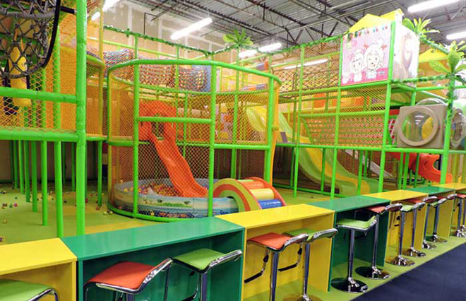 Indoor Play Ground with Creative Design
